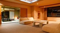 露天風呂付特別室②