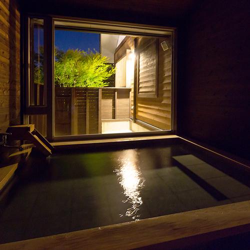 タイプA/天然温泉の内湯