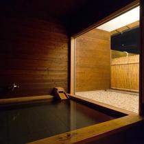 タイプB/天然温泉の内湯