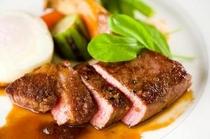 長崎牛のステーキ
