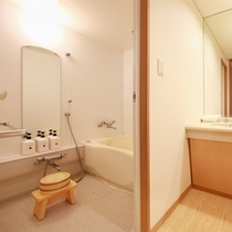 【和室】バス・トイレ別