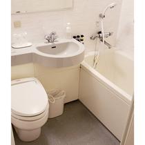 【シングル】浴室①
