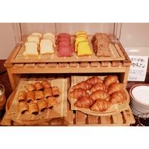 【朝食】パン