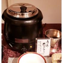 【朝食】カレー