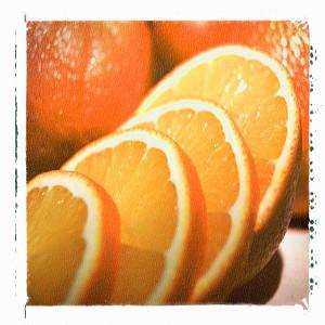 フルーツでビタミンたっぷり。