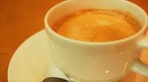 コーヒーのセルフサービス ◆15:00〜22:00までお召し上がりいただけます。