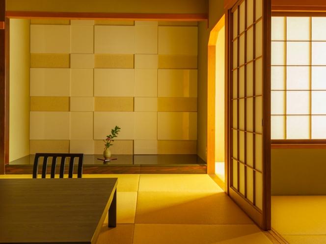 御苑客室~禁煙~(客室の一例)