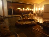 温泉リゾート風の国館内大浴場