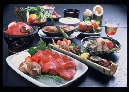 【レディースプラン】女性限定割引1泊2食プラン ◎料金そのままで「岡山牛会席」へグレードUP
