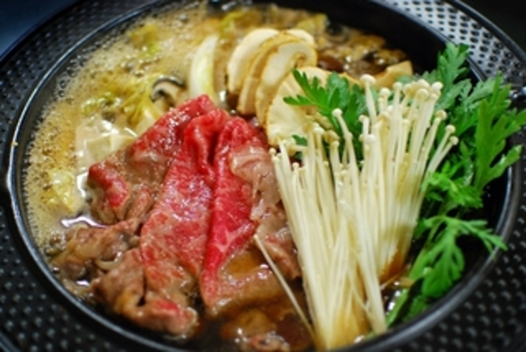 すき焼き鍋