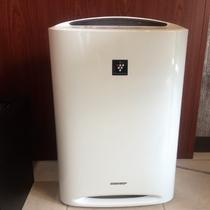 【MAIN TOWER】全客室に加湿空気清浄機設置