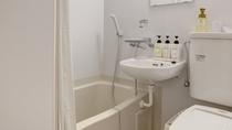 【EAST TOWER】セミダブルルーム バスルーム