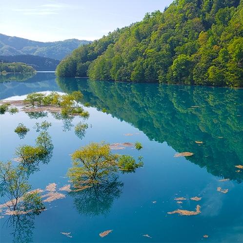 【観光スポット】秋扇湖