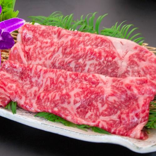 秋田錦牛の焼きしゃぶ