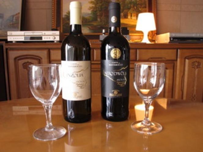 イタリア・シチリア産ワイン