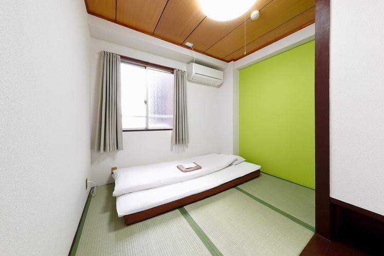 シングルルーム和室