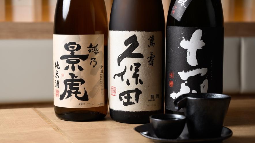巣庵日本酒