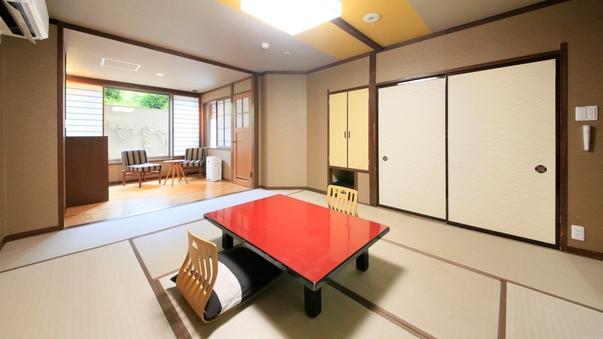 温泉内風呂付 和室タイプ「泉遊」36平米(禁煙/眺望無)
