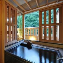 粋彩の露天風呂