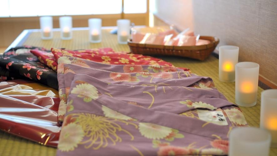 桜ことば_色浴衣