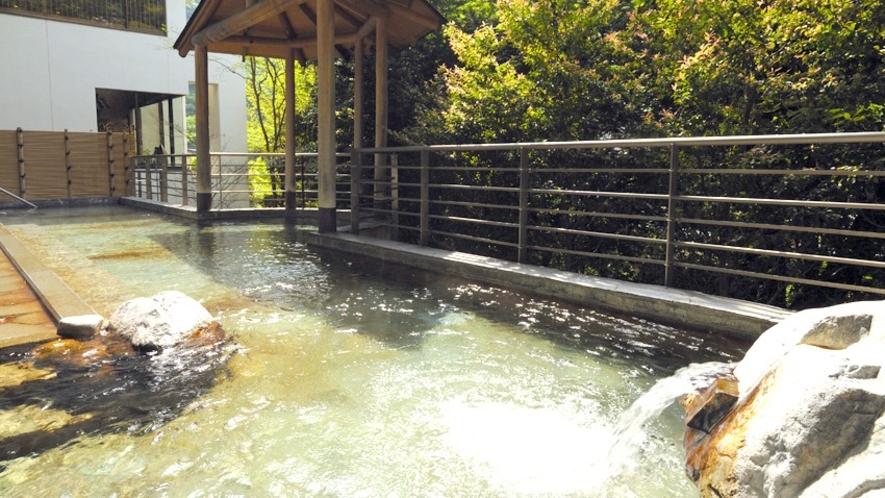 大浴場_一の湯_露天風呂