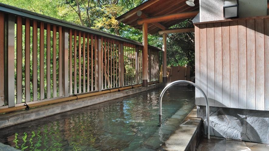 大浴場_二の湯_露天風呂