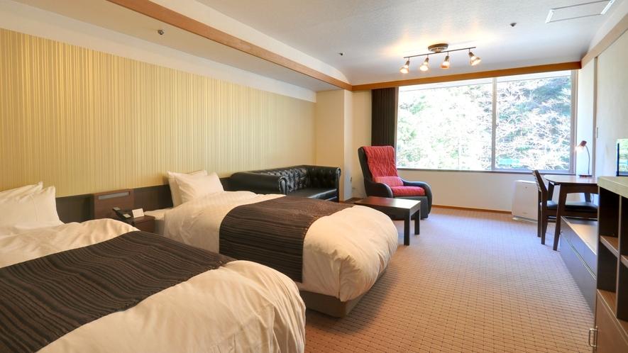 洋室_ベッド