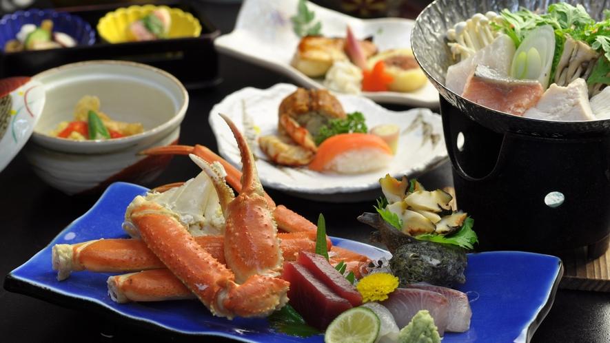 食事_和食会席_さざなみコースご夕食2