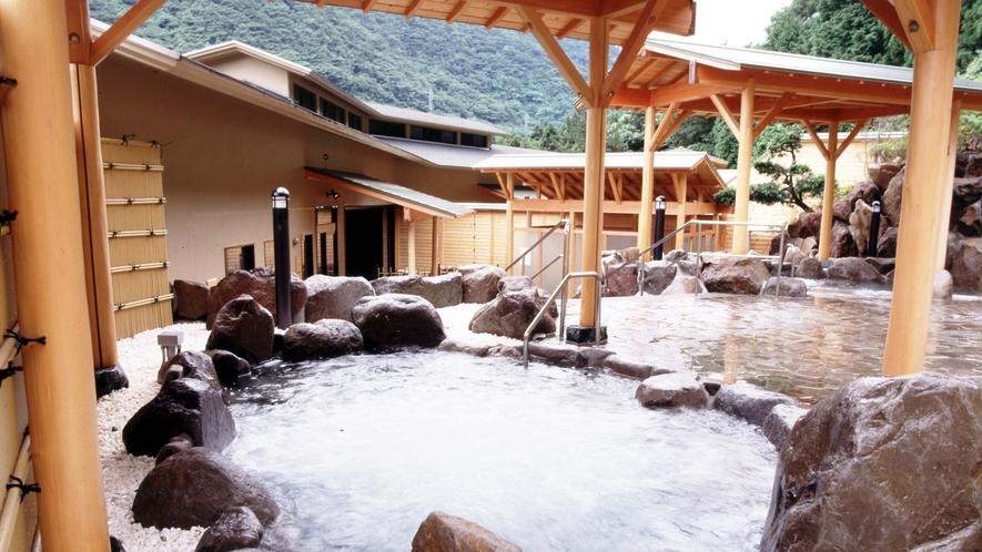 湯の里_女子岩風呂