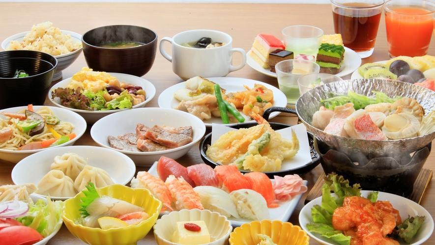 食事_バイキングイメージ