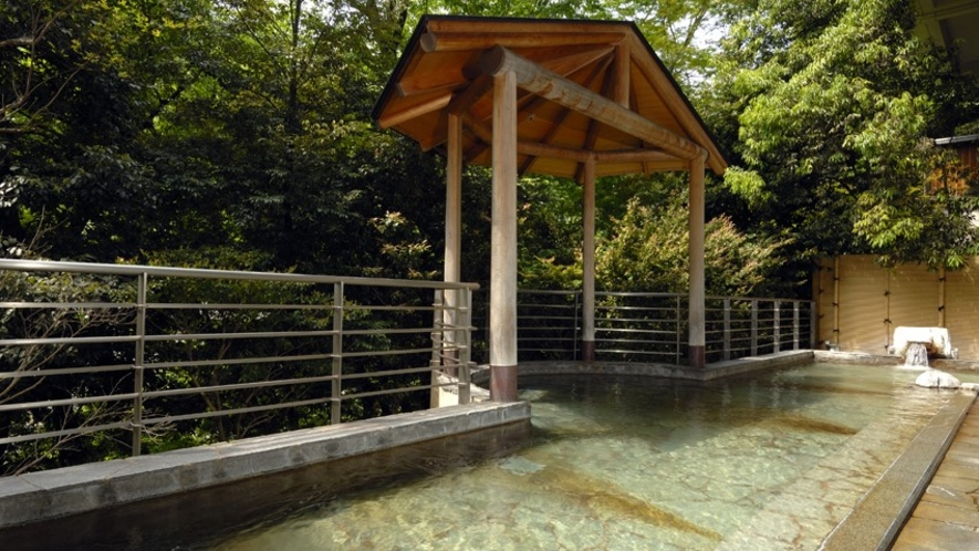 大浴場_一の湯_露天風呂2