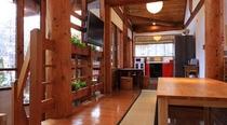 2階の共同キッチン