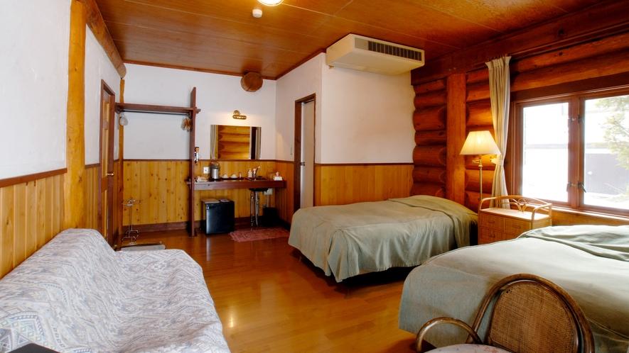 1階ツインルーム一例