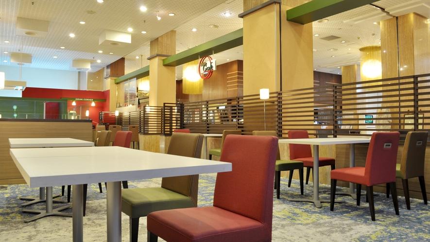 G-cafeテーブル席4