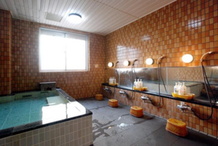 大洗温泉 風呂