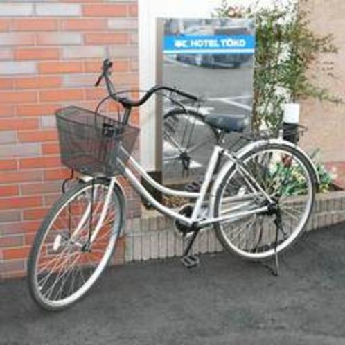 【無料貸出自転車♪】