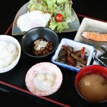 【無料朝食一例♪】2