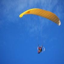 *【パラグライダー】貴重な空のリゾートを体験!忘れられない思い出作りに最適♪
