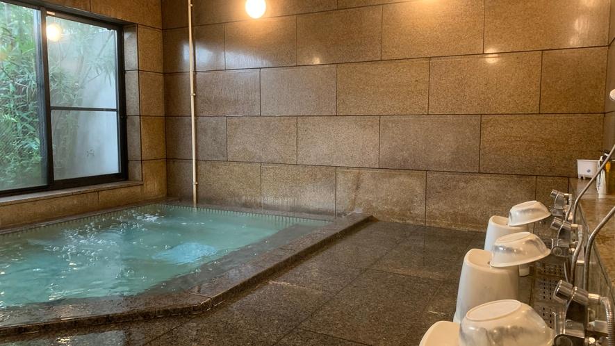 大浴場【男女時間帯による入替制】
