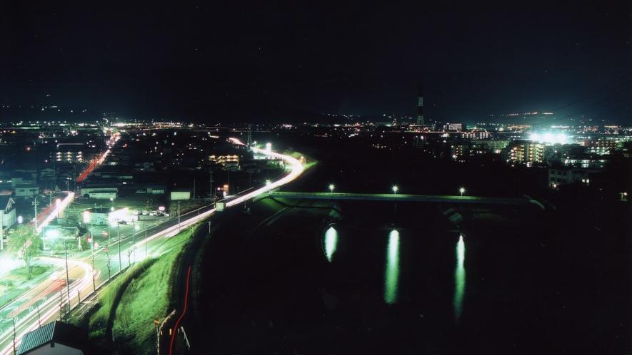 お部屋からの夜景(上層階 南側)