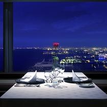 54階 ダイニング&バー「スターゲイト」でのお食事をお愉しみください☆彡