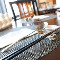 53階 中国料理「星龍」でのお食事をお愉しみください。