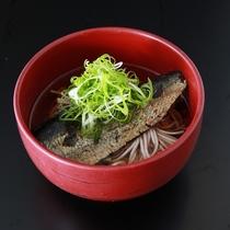 52階 日本料理「有馬(ありま)」 大みそか限定『年越しにしんそば』です(写真はイメージ)