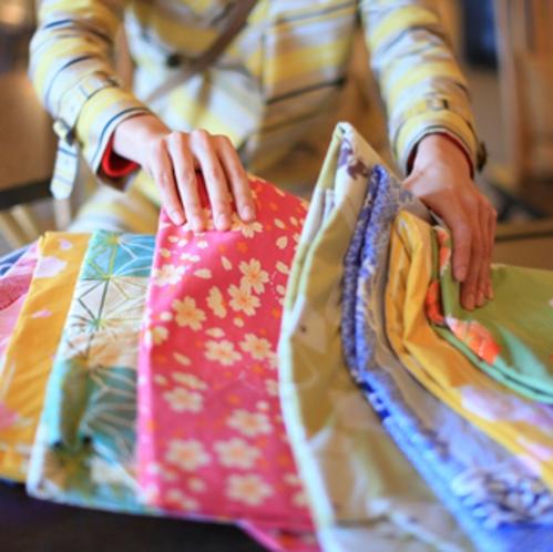 選べる色浴衣