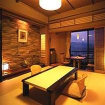 アジアンタイプ客室