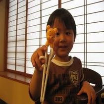 子供用の箸