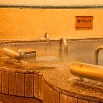 大浴場:七福の湯(エステバス)
