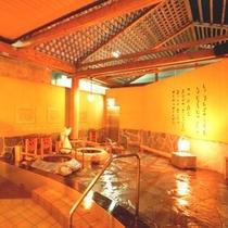 大浴場:おとぎ話の湯(露天風呂)