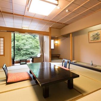オススメ☆【新館◆湯乃庄】和室12.5畳 川側