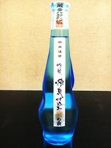 小川温泉オリジナル日本酒 源泉仕込み